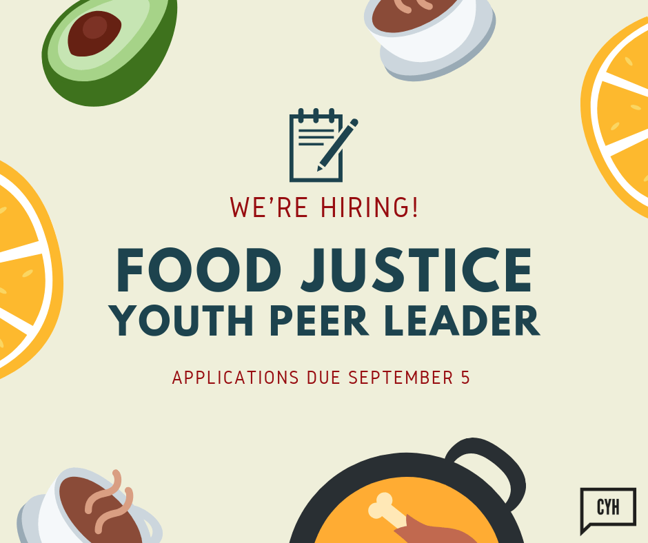 Food Justice YPL 2019